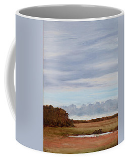 Coastal Clouds Coffee Mug
