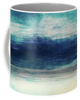 Coastal Escape 2- Art By Linda Woods Coffee Mug