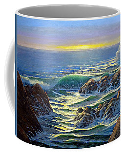 Coastal Evening Coffee Mug