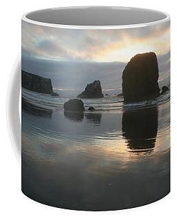 Coffee Mug featuring the photograph Coastal Light by Dylan Punke