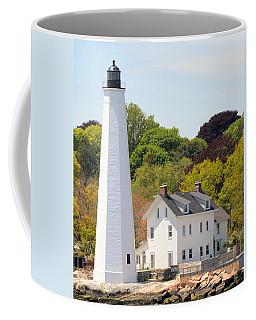 Coastal Lighthouse-c Coffee Mug