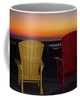 Coffee Mug featuring the photograph Coastal Mornings by Nicole Lloyd