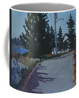 Coastal Road Coffee Mug