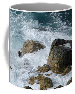 Coastal Rocks Trap Water Coffee Mug