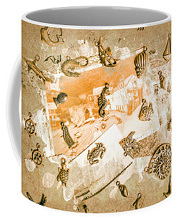 Coastal Romantics Coffee Mug