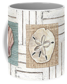 Coastal Shells 1 Coffee Mug