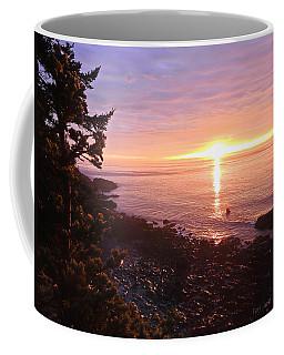 Coastal Sunrise Coffee Mug