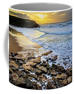 Coastal Sunset Coffee Mug