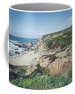 Coastal Views At Bodega Bay Coffee Mug