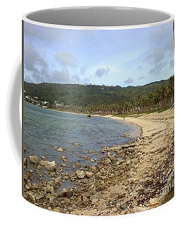 Coastline In Guam II Coffee Mug