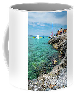 Coastline In Montego Bay Coffee Mug