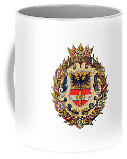 Coat Of Arms Of Triest Coffee Mug