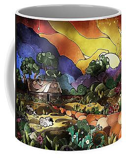 The Shepherd's Cottage Coffee Mug