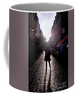Cobblestone Path Home Paris Coffee Mug