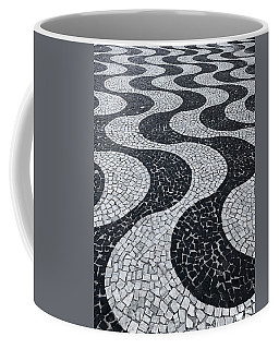 Cobblestone Waves Coffee Mug