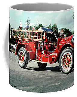 Cobleskill Alf Pumper, Westmere New York Coffee Mug