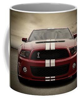 Cobra Red Coffee Mug