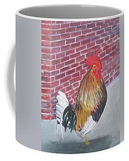 Cock Tails On The Walkway Coffee Mug