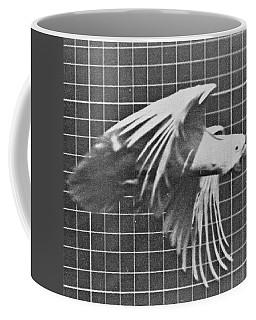 Cockatoo In Flight Coffee Mug
