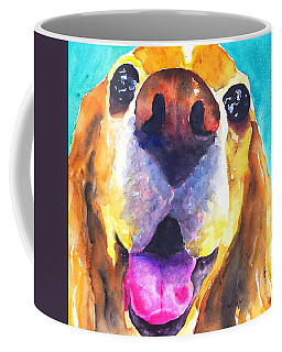 Cocker Spaniel Dog Smile Coffee Mug