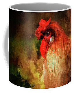 Cockerel Coffee Mug