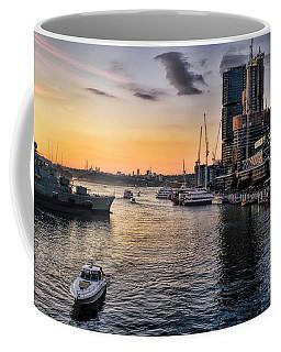 Cockle Bay Wharf Coffee Mug