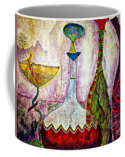 Cocktail And Wine Coffee Mug