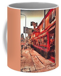 West Los Angeles Cocktail Row Coffee Mug