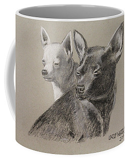 Coco And Rudy Coffee Mug