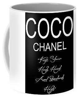 Coco Chanel Quote 2 Coffee Mug
