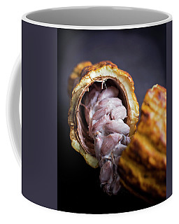 Coffee Mug featuring the photograph Cocoa by Heather Applegate