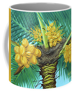 Coconut Palms Coffee Mug