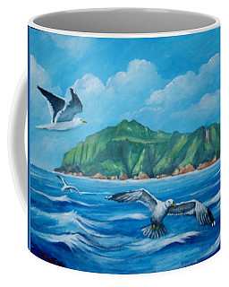 Coco's Island, Costa Rica Coffee Mug