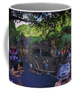 Cocozencar Coffee Mug by James Roemmling