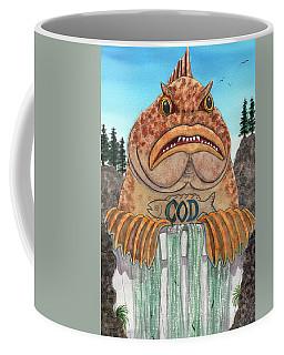 Cod Dam Coffee Mug