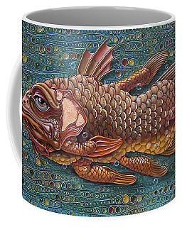 Coelacanth Coffee Mug