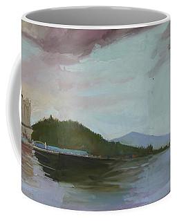 Coeur D Alene Lake    North  Idaho Coffee Mug