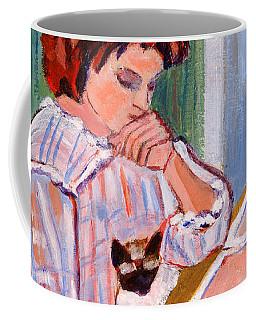 Coffee And Cat Coffee Mug