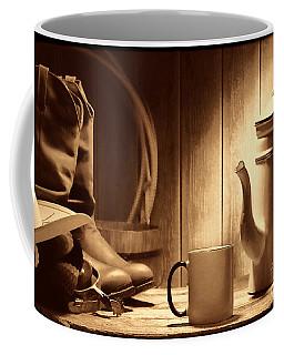 Coffee At The Ranch Coffee Mug