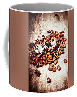 Coffee Break At The Tea House Coffee Mug