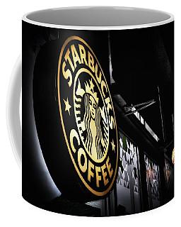 Coffee Break Coffee Mug by Spencer McDonald