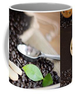 Coffee Collage Photo Coffee Mug
