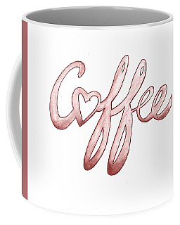 Coffee Coffee Mug by Edwin Alverio