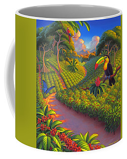 Coffee Plantation Coffee Mug