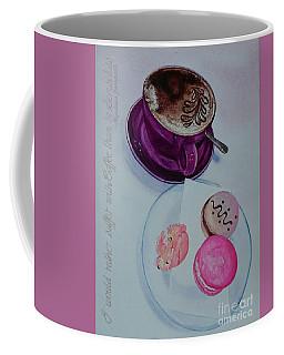 Coffee Mug featuring the painting Coffee by Sandra Phryce-Jones