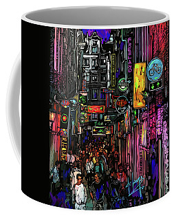 Coffee Shop, Amsterdam Coffee Mug