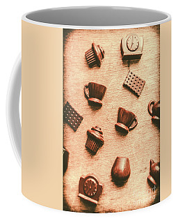 Coffee Shop Iconography  Coffee Mug