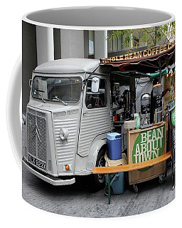 Coffee Mug featuring the photograph Coffee Truck by Christin Brodie