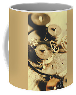 Cog And Gear Workings Coffee Mug