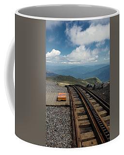 Cog Railway Stop Coffee Mug